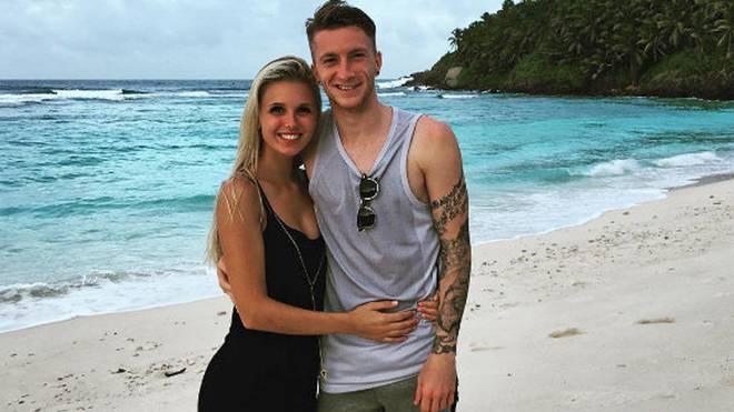 Marco Reus und Scarlett Gartmann sind erstmals Eltern geworden