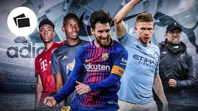 Der FC Liverpool steht vor einem gigantischen Ausrüster-Deal mit Adidas oder Nike