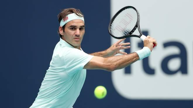 Roger Federer hat im vergangenen Jahr seinen Ausrüster gewechselt