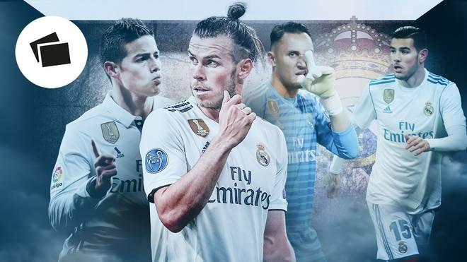Real Madrid: Diese königliche Elf könnte den Verein im Sommer verlassen