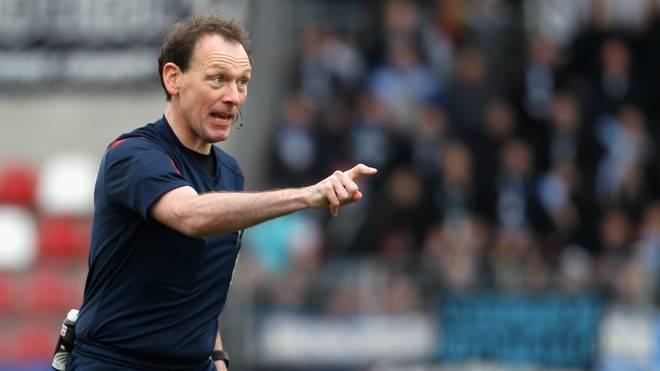 Florian Meyer verstärkt künftig die Schiedsrichterabteilung des DFB