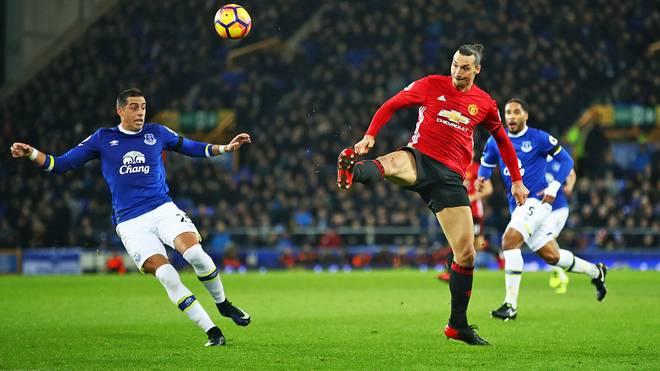 Zlatan Ibrahimovic erzielte ein sehenswertes Tor, zum Sieg reichte es nicht