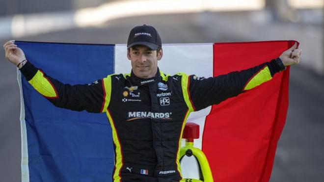 Penske-Pilot Simon Pagenaud ist der Sieger des Indy 500 2019