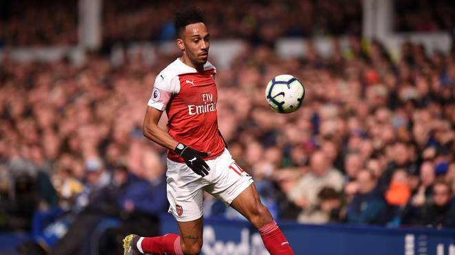 Aubameyang hatte einen entscheidenden Anteil am Weiterkommen des FC Arsenal