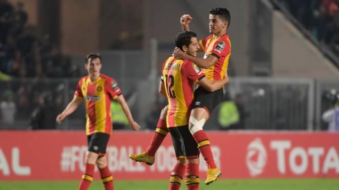 Esperance Tunis hat die afrikanische Champions League gewonnen