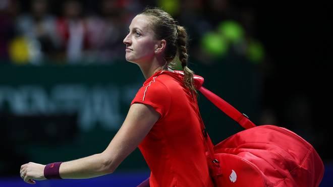 Fed-Cup-Finale: Tschechien ohne Kvitova gegen die USA , Petra Kvitova fehlt Tschechien zum Auftakt des Fed-Cup-Finales gegen die USA
