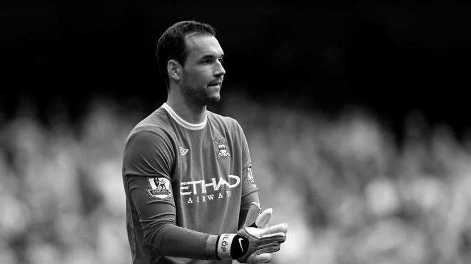 Marton Fülöp im Trikot von Manchester City