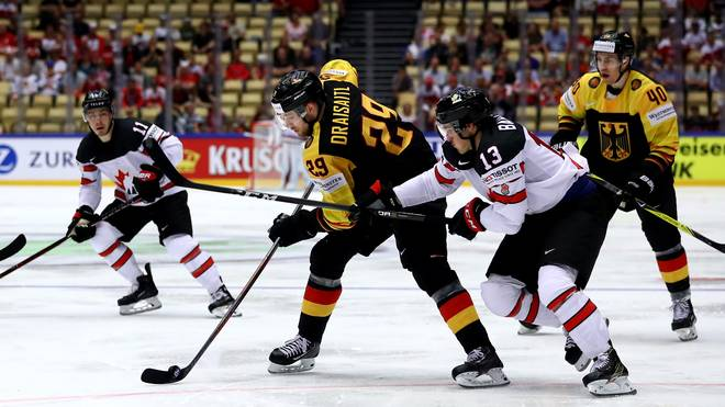 Canada v Germany - 2018 IIHF Ice Hockey World Championship