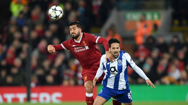Liverpool v FC Porto - UEFA Champions League Round of 16: Second Leg