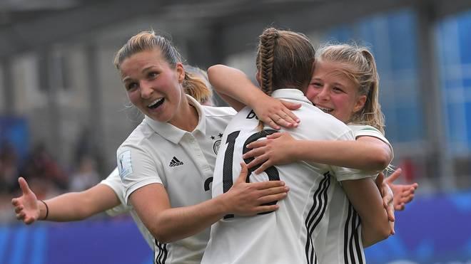 U20-WM: Deutschland holt Gruppensieg und trifft auf Japan im Viertelfinale