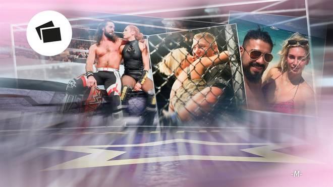 Nicht nur Seth Rollins und Becky Lynch haben hinter den WWE-Kulissen zueinander gefunden