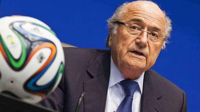 Sepp Blatter ist derzeit suspendiert
