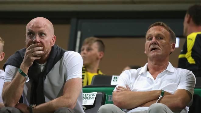Matthias Sammer arbeitet seit einem Jahr als Chef-Berater des BVB