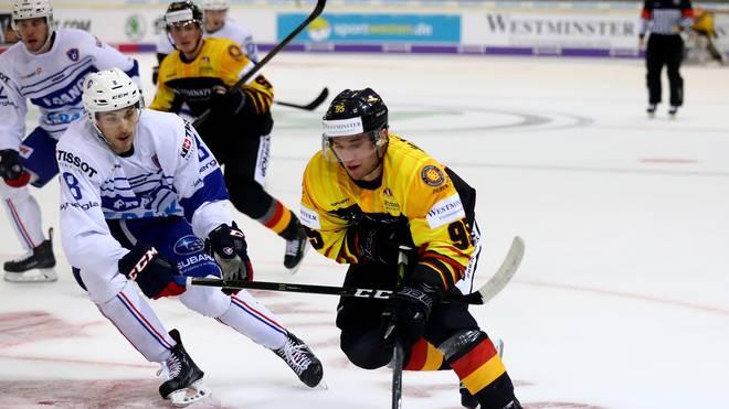 Frederik Tiffels (r.) machte bisher 15 Länderspiele