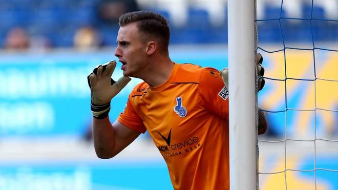 Mark Flekken machte 68 Pflichtspiele für den MSV Duisburg