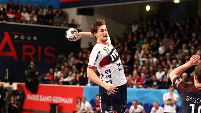 Magnus Röd spielt in der norwegischen Nationalmannschaft und für Flensburg