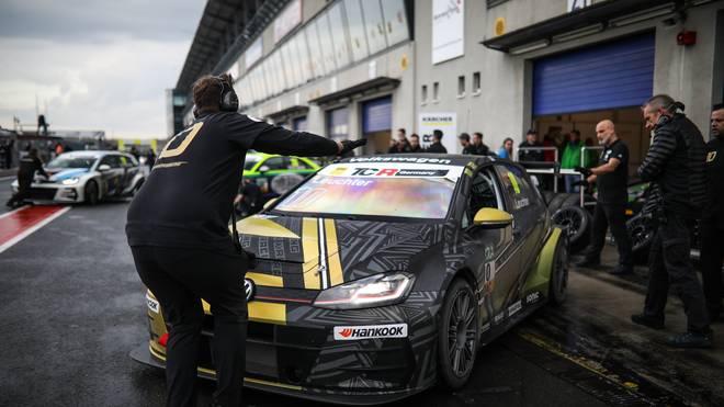 Bei beiden Qualifyings zu den Rennen in Oschersleben landete Benjamin Leuchter vom Team Max Kruse Racing auf Rang drei