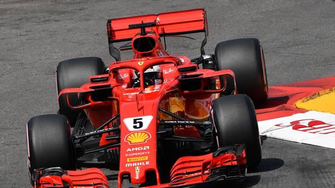 Sebastian Vettels Ferrari-Team ist freigesprochen worden