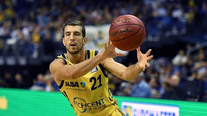 Spencer Butterfield steuerte 17 Punkte zum Sieg von ALBA Berlin bei