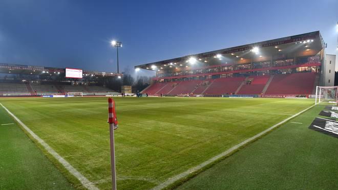 Union Berlin stand nach dem 25. Spieltag der Zweiten Liga auf Tabellenplatz acht