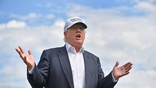 US-Präsident Donald Trump will die Fußball-WM 2026 in die USA holen