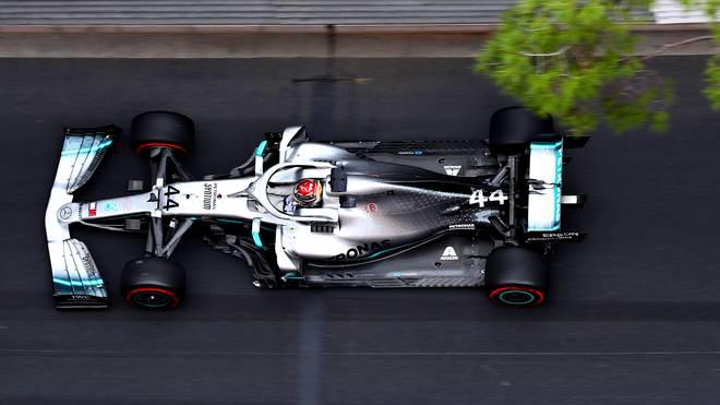 Mercedes-Weltmeister Lewis Hamilton ist fünfmaliger Weltmeister