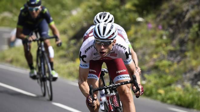 Tony Martin ist viermaliger Zeitfahr-Weltmeister