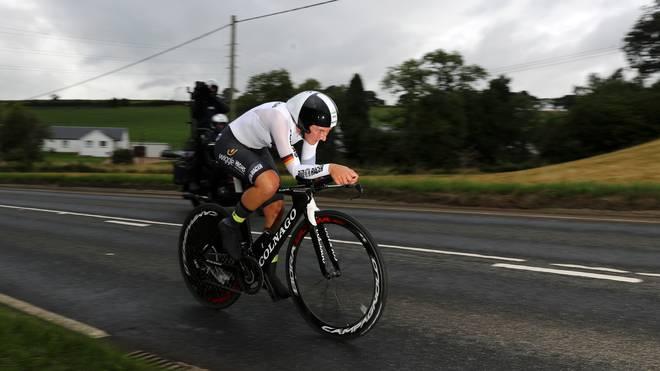 Lisa Brennauer enttäuschte im Einzelzeitfahren bei der Straßenrad-WM