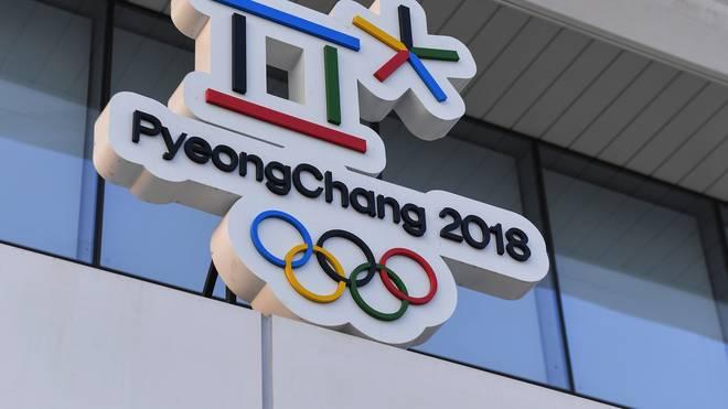 Die Olympischen Winterspiele fanden 2018 im südkoreanischen Pyeongchang statt