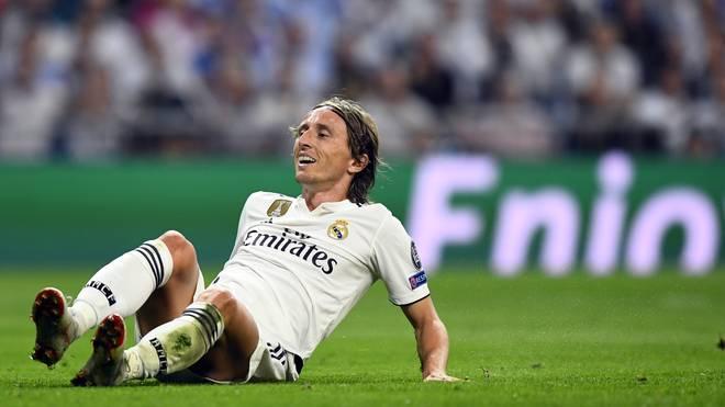 Real Madrid: Luka Modric akzeptiert Haftstrafe nach Steuerhinterziehung