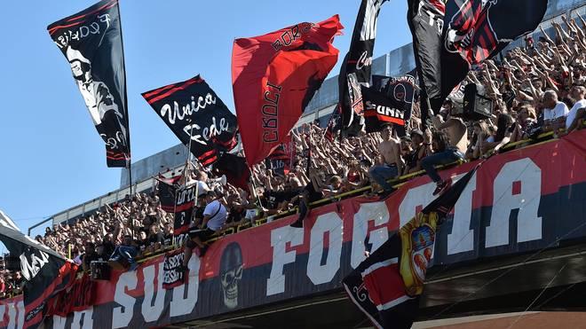Serie-B-Klub Foggia Calcio startet mit einem Punktabzug in die neue Spielzeit