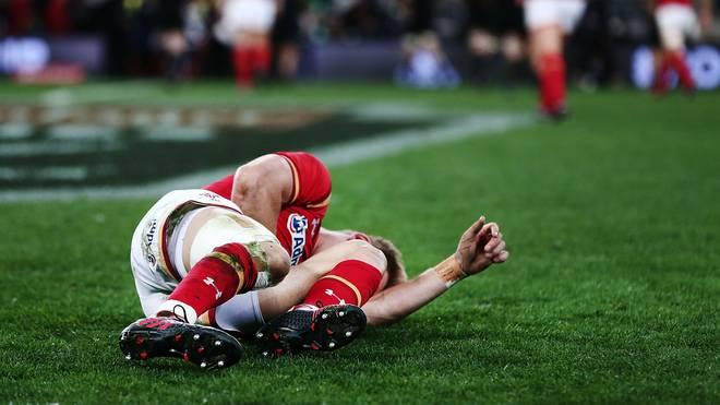 Muskelfaserriss Muskelverletzungen machen den Großteil der Verletzungen im Profisport aus