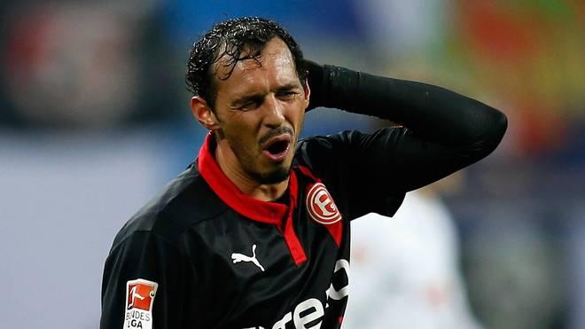 Sergio Pinto brach sich zweimal den Kiefer