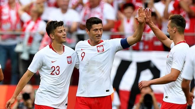 Robert Lewandowski präsentiert sich vor WM-Start in Topform