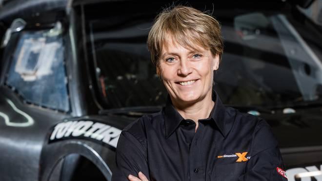 Jutta Kleinschmidt wird neue Markenbotschafterin der ADAC Rallye Deutschland