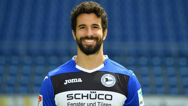 Nils Teixeira wechselte Anfang Julia zu Arminia Bielefeld
