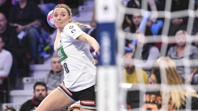 Franziska Müller trifft mit den deutschen Handballerinnen bei der WM auf vier ehemalige Weltmeister