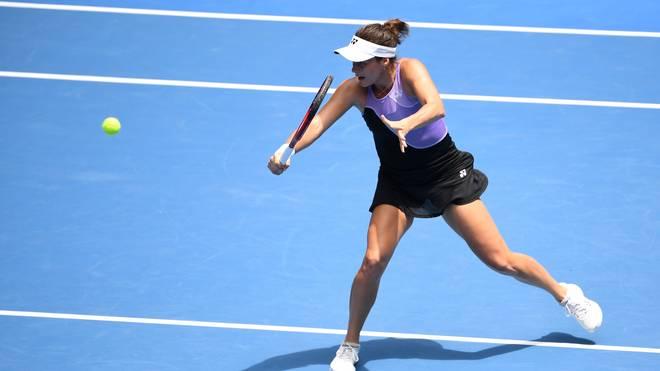 Fed Cup: Andrea Petkovic und Tatjana Maria bestreiten Einzel gegen Weißrussland