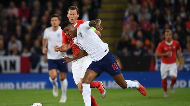 Marcus Rashford erzielte das entscheidende Tor für England