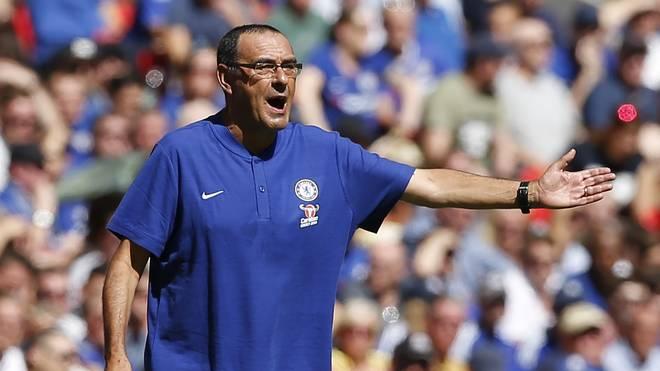 Auf Maurizio Sarri und Chelsea warten noch viel Arbeit