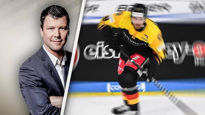 Rick Goldmann traut dem deutschen Team bei der Eishockey-WM einiges zu
