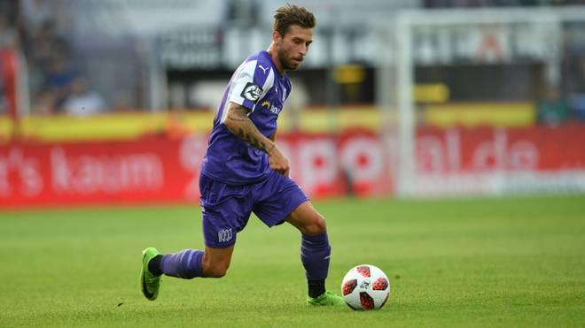 Manuel Farrona Pulido brachte den VfL Osnabrück gegen Kaiserslautern in Führung