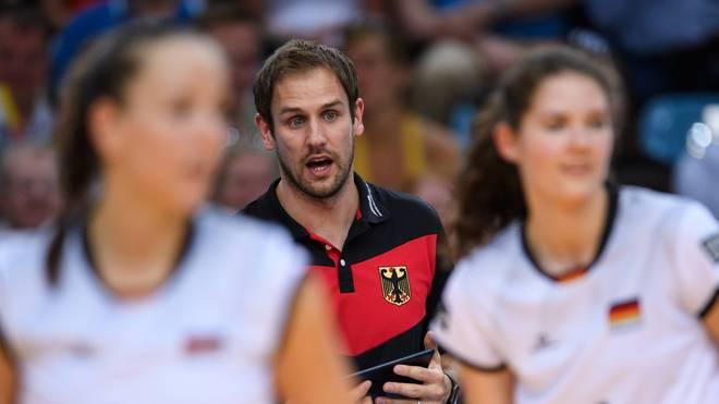 Bundestrainer Felix Koslowski nominierte Leonie Schwertmann nach