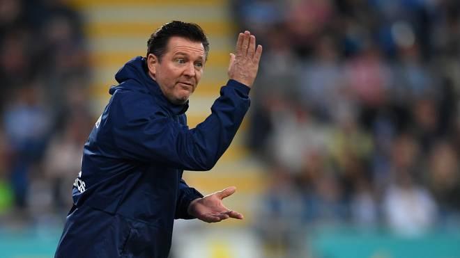 Christian Titz ist nicht länger Trainer beim HSV