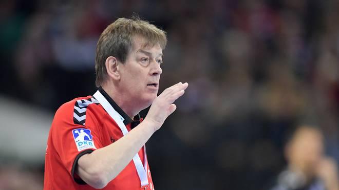Velimir Petkovic ist Trainer der Füchse Berlin