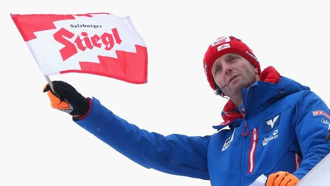 Heinz Kuttin tritt als Cheftrainer der österreichischen Skispringer zurück