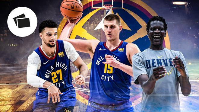 NBA: Denver Nuggets mit Jokic, Murray, Harris, Millsap im Check