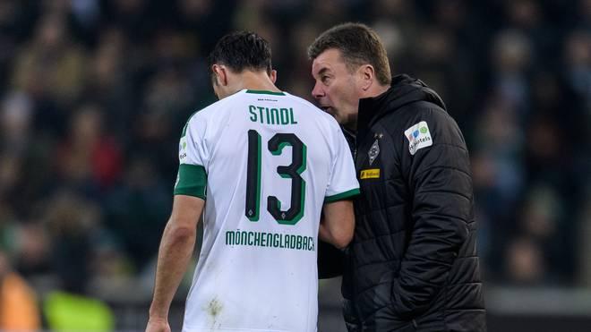 Lars Stindl (l.) ist Kapitän von Borussia Mönchengladbach