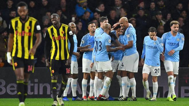 Manchester City, FC Watford, FA Cup, Finale