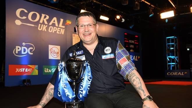 Gary Anderson, UK Open